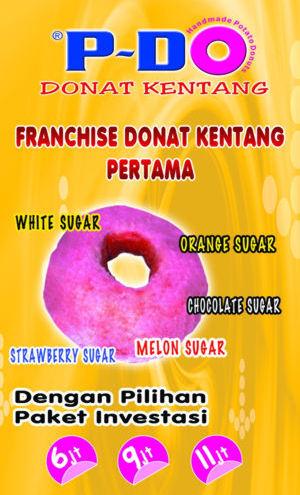 Info Usaha Donat Kentang P Do Katalog Kuliner